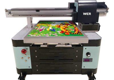 ultramarino que suporta a impressora digital do leito da máquina a2 uv